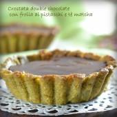 Nondisolopane - Sinfonia di cioccolato e tè matcha