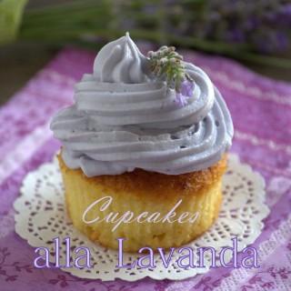 Nondisolopane - Cupcakes alla lavanda