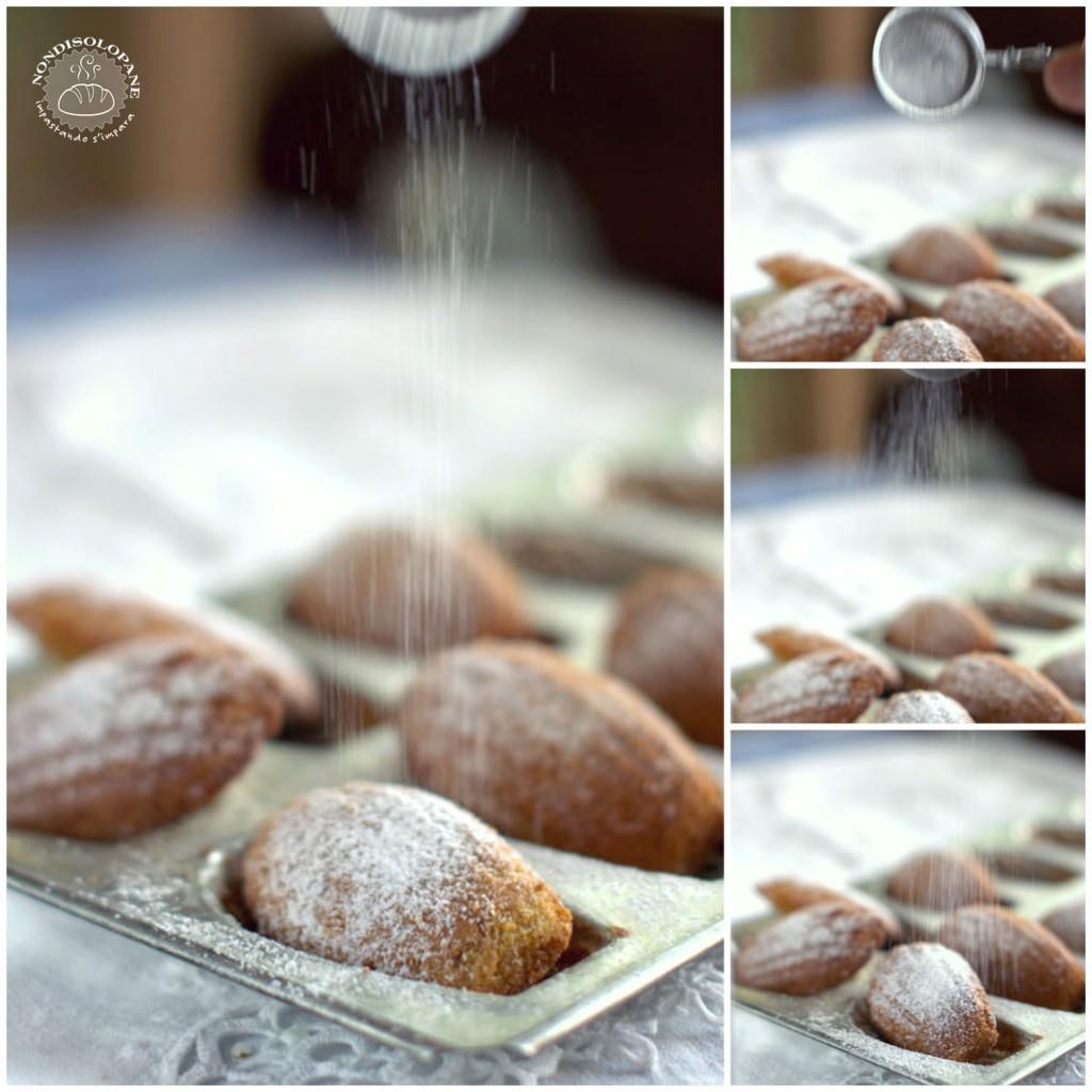 madeleines aux épices