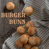 Nondisolopane - Vegan Burger Buns