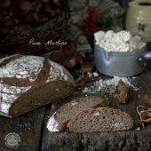 Nondisolopane - Pane Martino con farina di castagne e noci