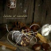 Nondisolopane - Salame al cioccolato con castagne, gianduia e noci