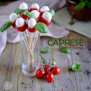 Nondisolopane - Caprese fingerfood